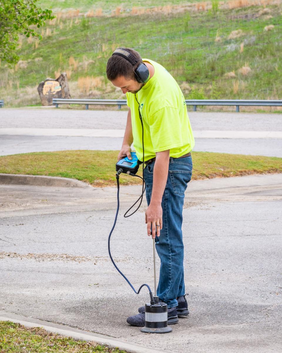 Underground Water Leak Detection Services in Arkansas ...